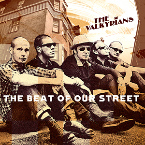 Pork Pie The Beat Of Our Street LP