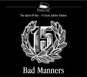 Pork Pie Bad Manners - 15 Years Jubilee  2 CD Box CD