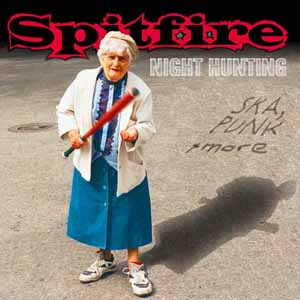 Pork Pie Spitfire - Night Hunting CD
