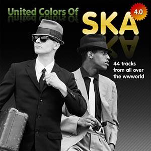 Pork Pie United Colors Of Ska 4.0 CD
