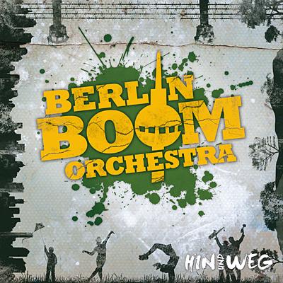 Pork Pie Berlin Boom Orchestra - Hin und Weg CD