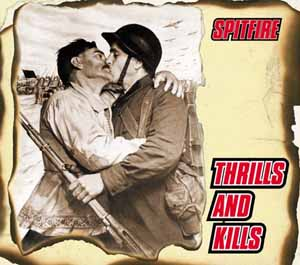 Pork Pie Spitfire - Thrills & Kills CD