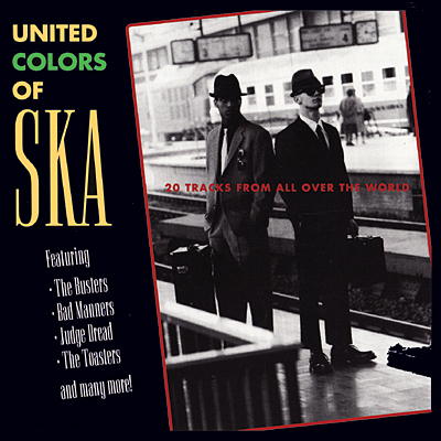 Pork Pie United Colors Of Ska Vol. 1 Download