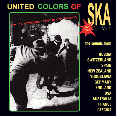 Pork Pie United Colors Of Ska Vol.2 Download