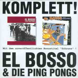 Pork Pie El Bosso & die Ping Pongs - Komplett CD