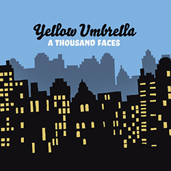 Pork Pie Yellow Umbrella - A Thousand Faces CD