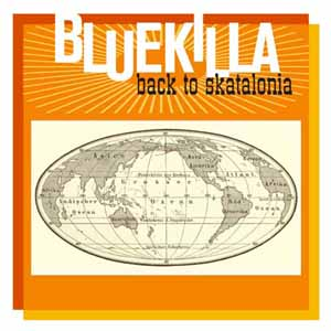 Pork Pie Bluekilla - Back to Skatalonia CD