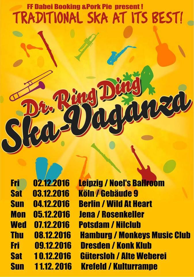 Dr. Ring Dingon xmas tour