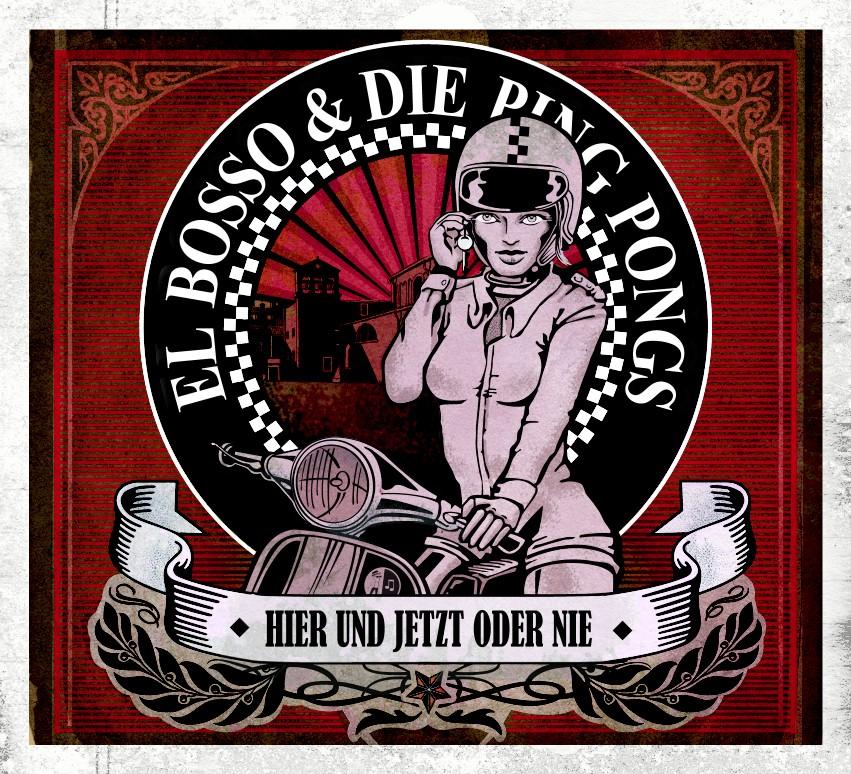 El Bosso & die Ping Pongs - new album release on 29th august 2014