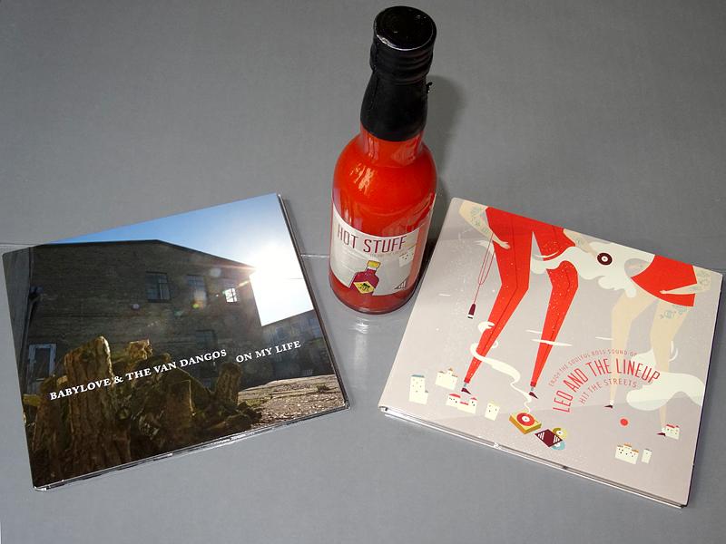 Hot Stuff von Babylove und Leo & The Lineup