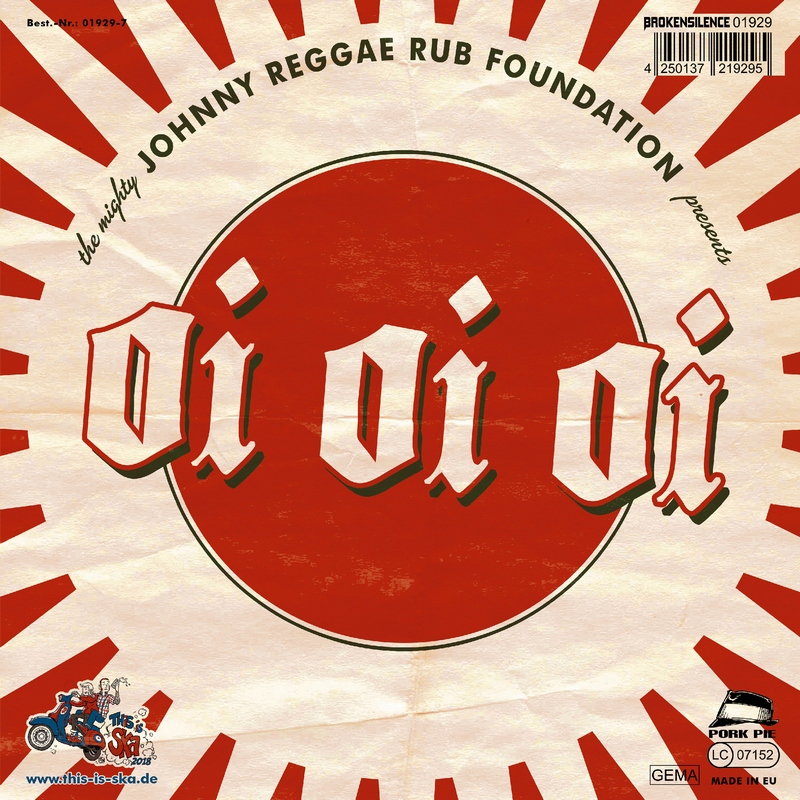 Johnny Reggae Rub Foundation - neues Video OI OI OI zur Kult-Single This Is Ska