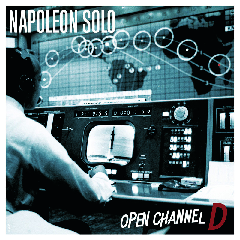 Napoleon Solo - neues Kult-Album OPEN CHANNEL D