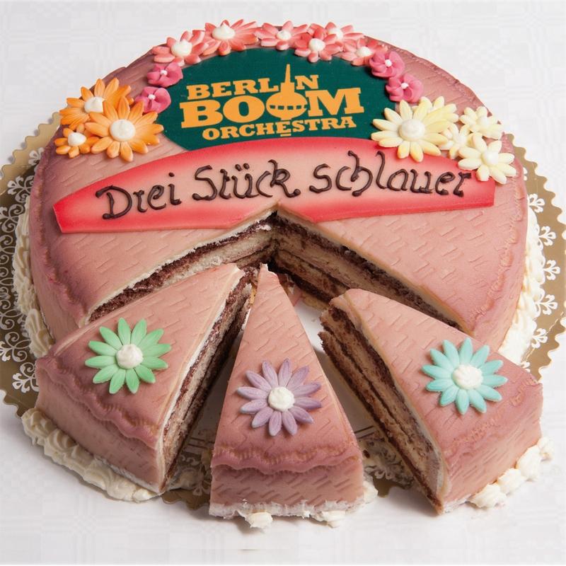 Pork Pie Berlin Boom Orchestra - Drei Stück Schlauer EP