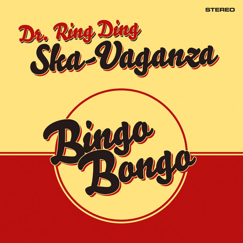 Pork Pie Dr. Ring Ding Ska-Vaganza - Bingo Bongo CD