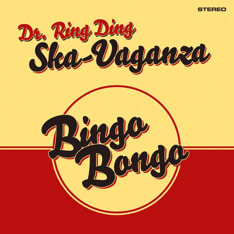 Pork Pie Dr. Ring Ding Ska-Vaganza - Bingo Bongo LP