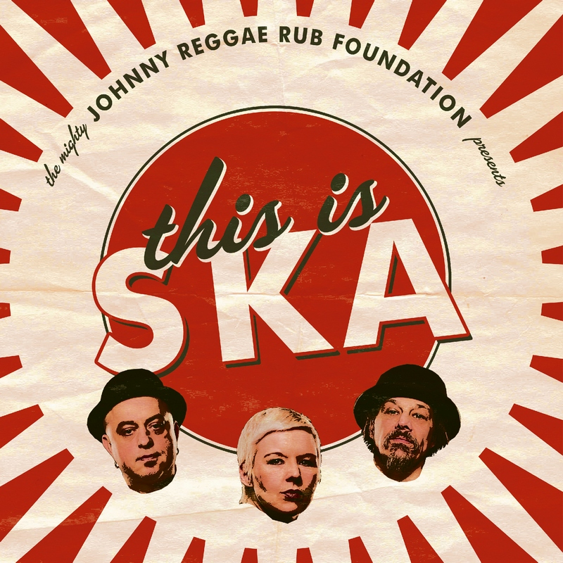 "Pork Pie JOHNNY REGGAE RUB FOUNDATION - This Is Ska 7"" Vinyl Single JOHNNY REGGAE RUB FOUNDATION - This Is Ska 7"" Vinyl Single"