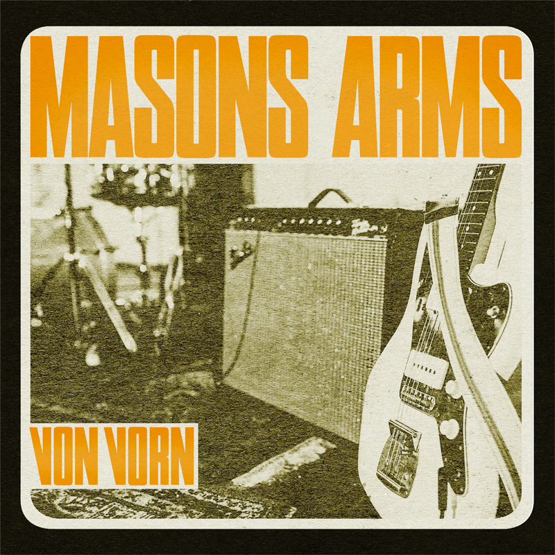 Pork Pie Masons Arms - Von Vorn CD
