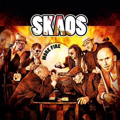 Pork Pie SKAOS - More Fire CD