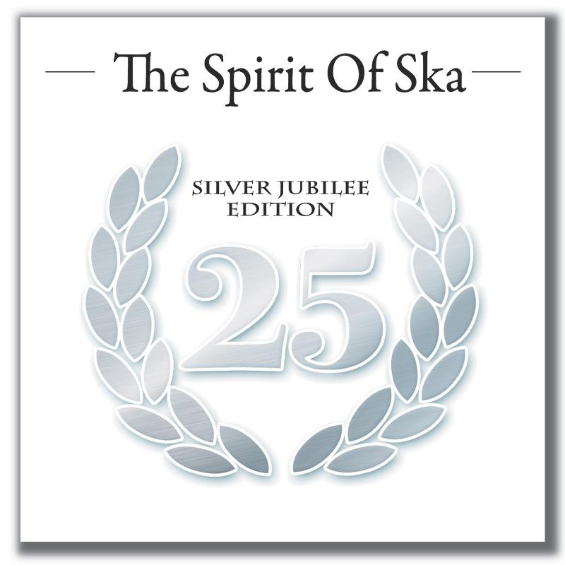 Pork Pie The Spirit Of Ska- Silver Jubilee Edition CD