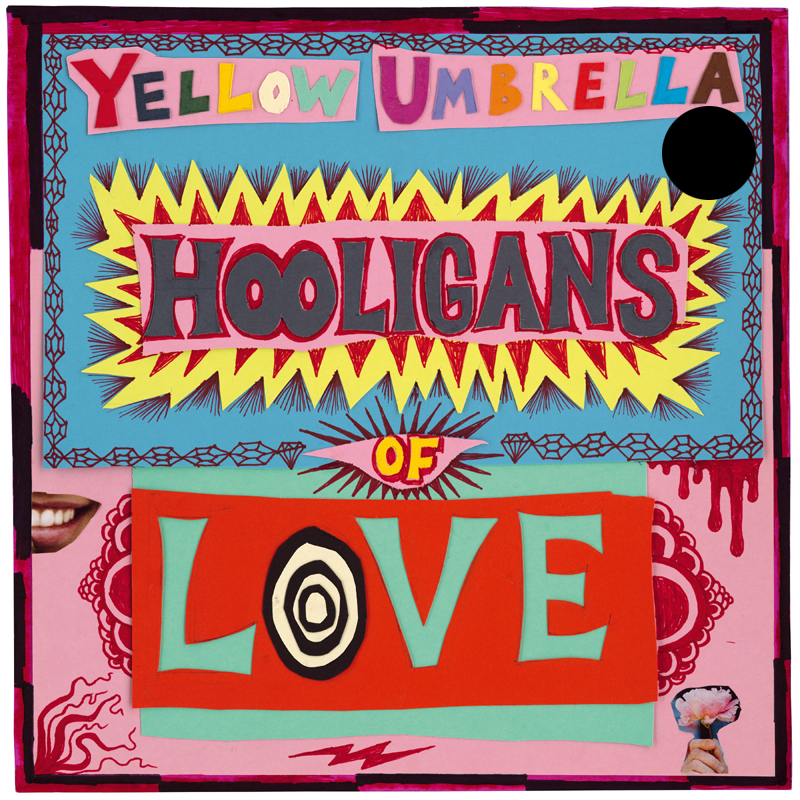 Pork Pie Yellow Umbrella - Hooligans Of Love LP LP