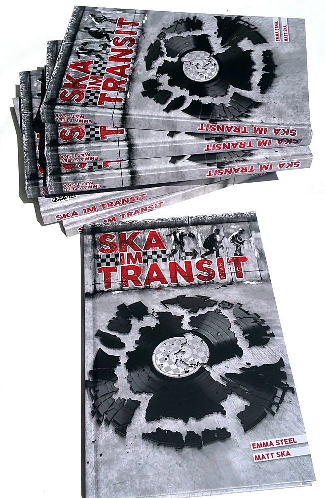 SKA IM TRANSIT - the german ska bible