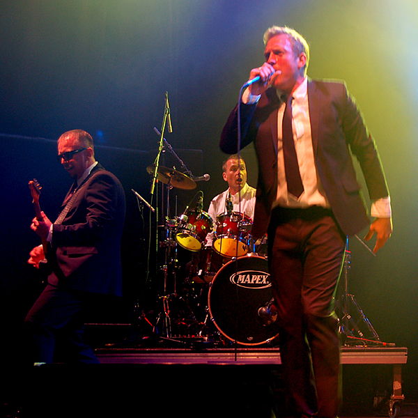 THE FRITS celebrate their 30th band jubilee