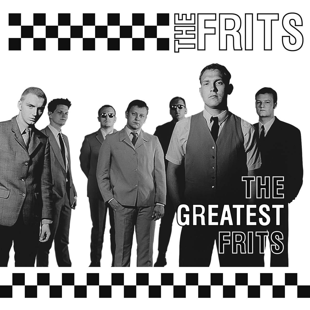 THE FRITS - neues Album THE GREATEST FRITS Release am 22. Januar 2016