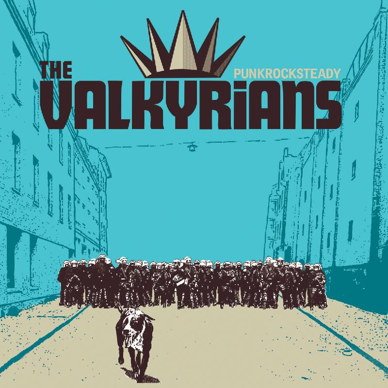 Pork Pie The Valkyrians - Punkrocksteady LP