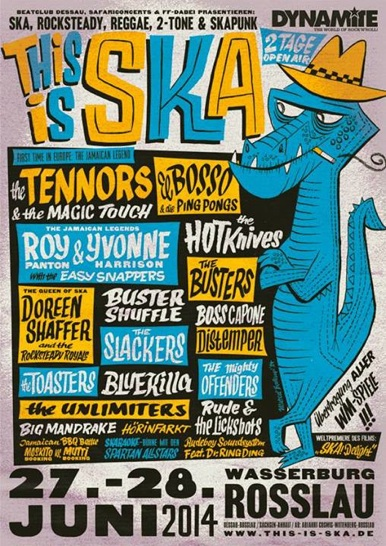 THIS IS SKA 2014 -the PORK PIE Silver Jubilee Edition