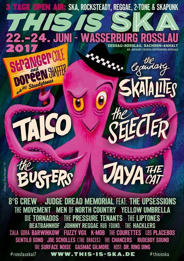 This is Ska Festival 22.-24. Juni 2017
