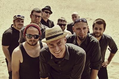 Yellow Cap on tour in autumn