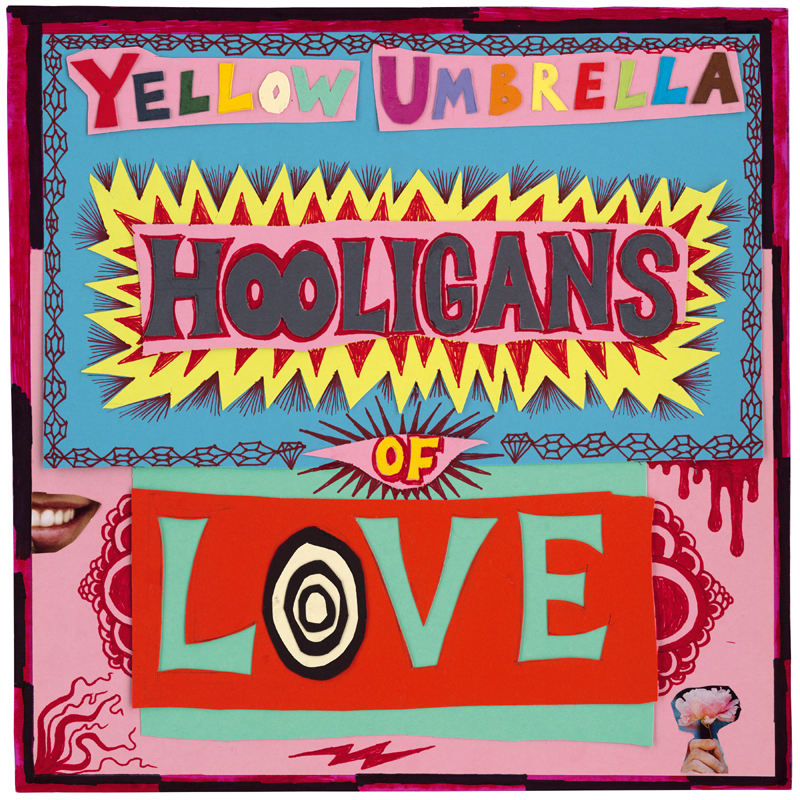 Yellow Umbrella on tour with Hooligans Of Love