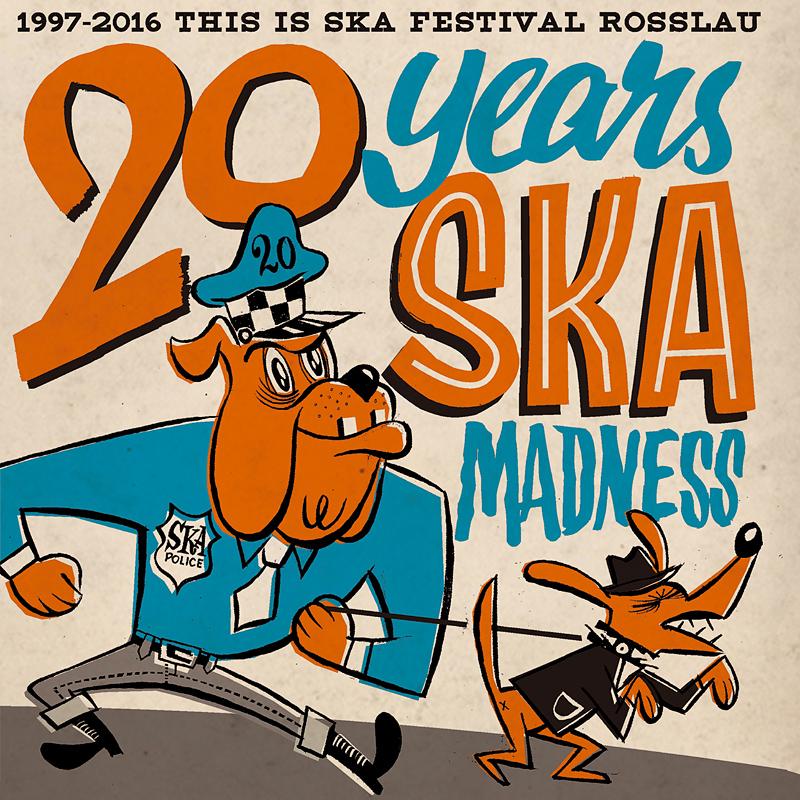 Zwanzig Jahre THIS IS SKA Festival !